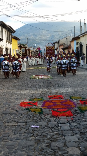 The unexpected parade: Mommy-daughter trip: Guatemala – Part II