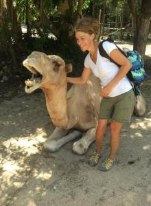 Me and the camel 2