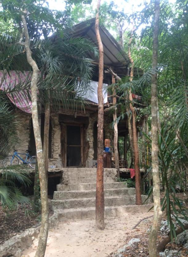 My home in Tulum