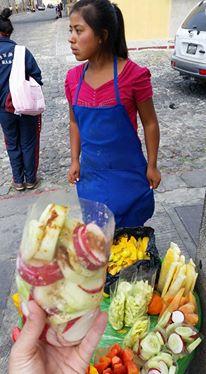 radishes and cucumbers antigua guatemala